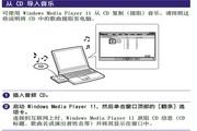 索尼NWZ-A845 MP4播放器使用说明书