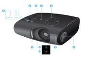 三星SP-L200投影仪简体中文版说明书