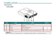 丽讯D863投影机使用说明书