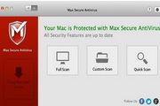 Max Secure Antivirus For Mac 1.0.4