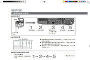 松下DP-2000数码复印机一体机使用说明书