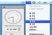 TinyAlarm For Mac 1.7