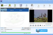Lionsea AVI To MPEG Converter Ultimate For Mac