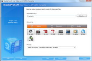 MediaProSoft Free Video to AVI/MPEG Converter 7.2.8