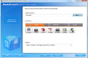 MediaProSoft Free FLV to AVI Converter