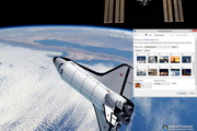 Space Shuttle Windows 7 Theme