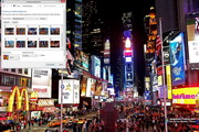 Times Square Windows 7 Theme 1.00