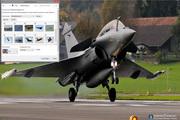 Dassault Rafale Windows 7 Theme 1.00
