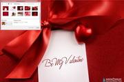 Be My Valentine Windows 7 Theme 1.00