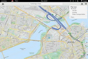 GNOME Maps For Linux 3.13.2 Dev