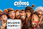 The Croods Windows 7 Theme 1.00