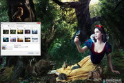 Fairy tale Windows 7 Theme 1.00