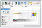 AppleXsoft photo recovery for Windows 3.0