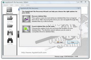 AppleXsoft file recovery for Windows 3.0