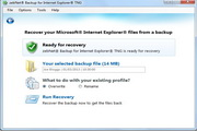 Backup for Internet Explorer 1.0