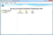 Backup for SeaMonkey 1.0