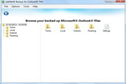 Backup for Outlook 1.0