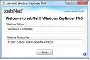 Windows Keyfinder 5.0.2.2