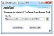 zebNet YouTube Downloader 2.0.0.1