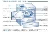 卡萨帝XQGH100-HBF1427W复式滚筒洗衣机使用说明书