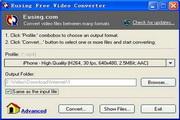 Eusing Free Video Converter Portable 1.8