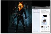 Ghost Rider Windows Theme
