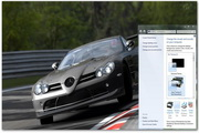Gran Turismo 5 Windows Theme 1.0
