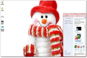 Christmas Holiday Windows Theme 1.0