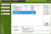 pdf to jpeg Converter command line