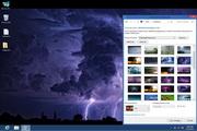 Storms Windows Theme