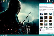 Harry Potter Windows Theme 1.0