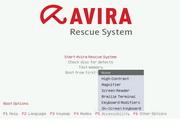 Avira Rescue System 2015.08.04