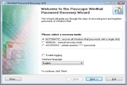 Windows Mail Password Recovery 1.4.6.149