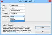 Avira AntiVir Support Collector 2.0.0.219
