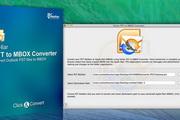 Stellar PST to MBOX ConverterFor Mac 1.0