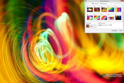 Colorful Patterns Windows 7 Theme 1.00