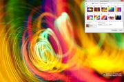 Colorful Patterns Windows 7 Theme