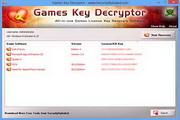 Games Key Decryptor 3.5
