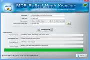 MD5 Salted Hash Kracker 3.5