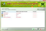 MSN Live Password Decryptor 8.0