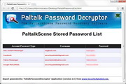 Paltalk Password Decryptor 3.0