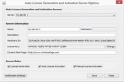 License4J Auto License Generation and Activation Server