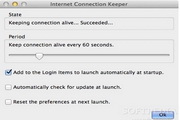 Internet Connection Keeper For Mac 7.0