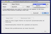 Linked Applications Launcher For Mac 6.0