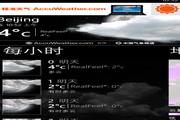 爱酷天气 For WP 2.4.2.7
