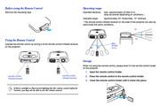 爱普生EMP-1705投影仪使用说明书