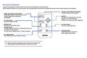 爱普生EMP-6110投影仪使用说明书