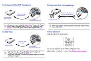 爱普生EMP-822投影仪使用说明书