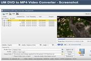 UM DVD to MP4 Video Converter 2.2.1.9