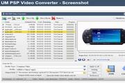 UM PSP Video Converter